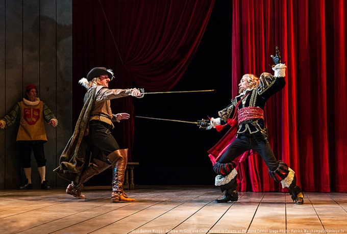 Cyrano Swordplay